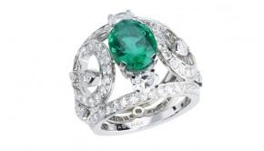Fabergé - La Esmeralda Ring