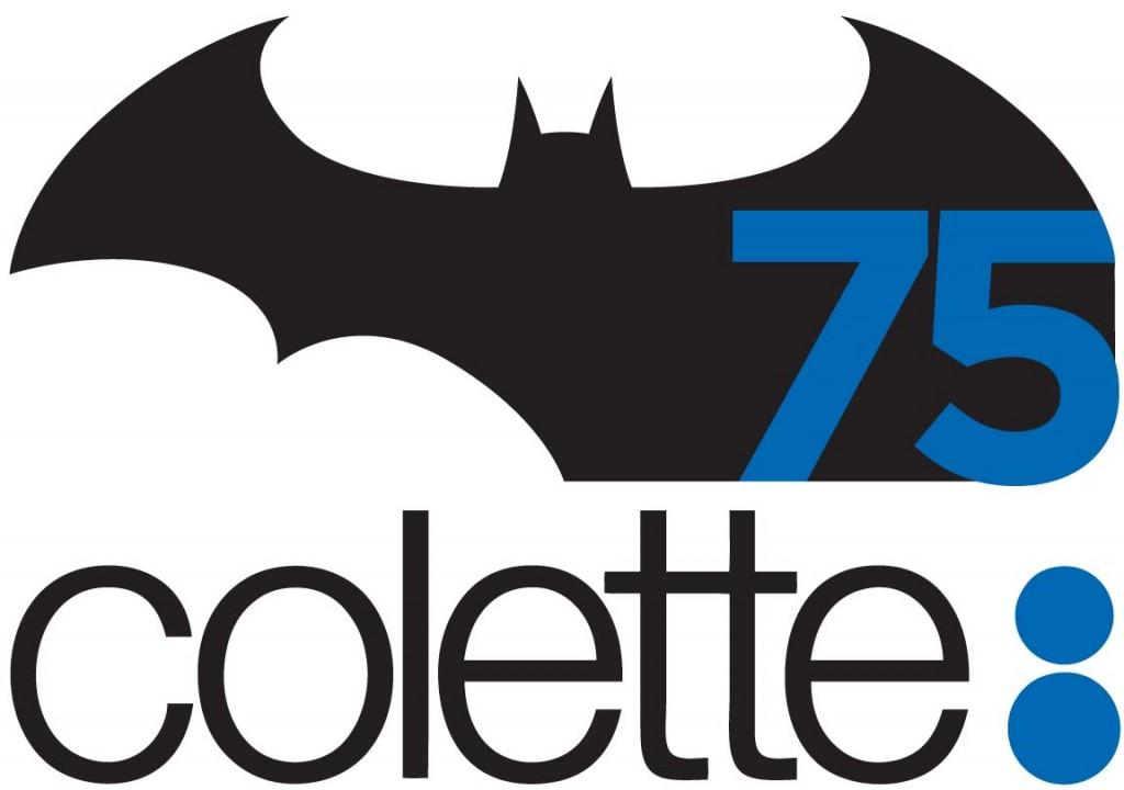 Batman Colette logo